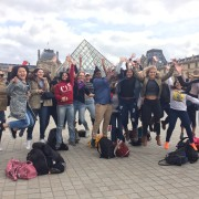 Canadian International School of Singapore at Le Louvre March 2017