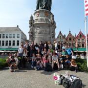 Coopers school music tour Valkenburg