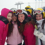 King James ski trip Feb 201 3