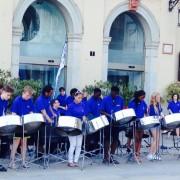 Pimlico steelband tour Spain 2015 1