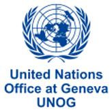 United Nations Office at Geneva Logo