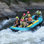 White Water Rafting, Oregon