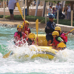 Ecoventure Wadi Adventure 3