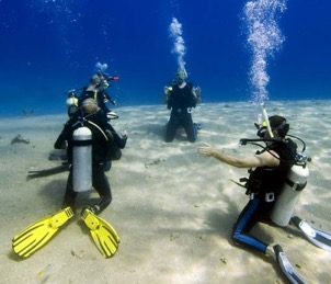 PADI Open Water Course - Advanced - Main