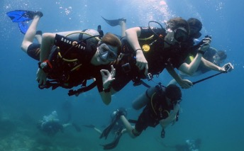 Saturday Dive Club in Fujairah - Main