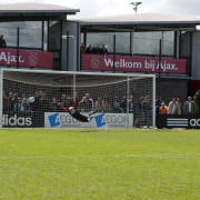 Ajax, De Toekomsmt, 12-05-2012.Ajax E1-PSV E1, Ajax verliest 1/2 finale na strafschoppen.