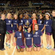 England v Australia – Vitality Netball International Series