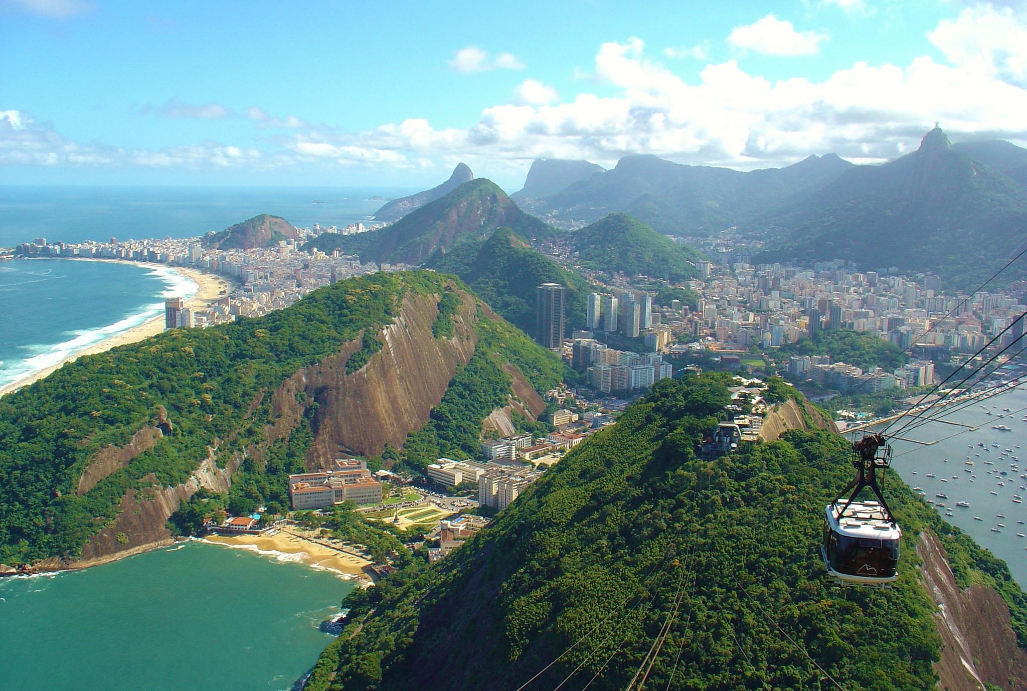 Beautiful Brazil River | NATURE