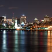 Montreal Skyline – Jul.09