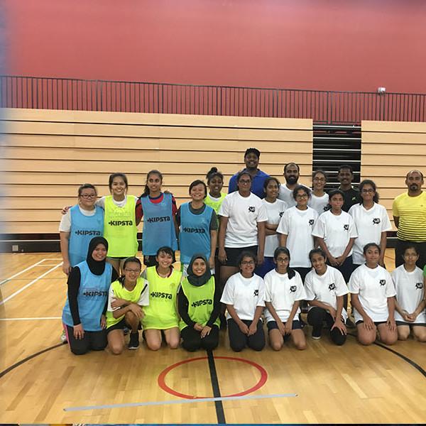 Singapore Basketball Adventure