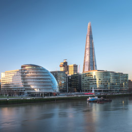 London City Hall in Morning