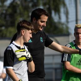 Madrid 13 de julio 2018. Inspiressport at Valdebebas Real Madrid. Photo Oscar del Pozo