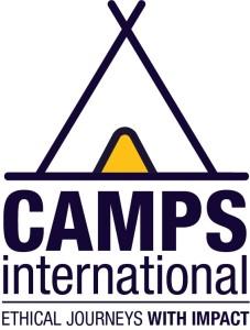 Blue Stacked Logo