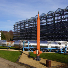 Euro Space Center - Header Image