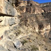 Balcony Walk – Jebel Shams – by twenty3 extreme 8