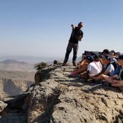 Jebel Shams Grand Canyon
