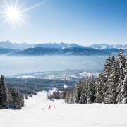 Janvier 2016Station et pistes de ski (PHOTO-GENIC.CH/ OLIVIER MAIRE)