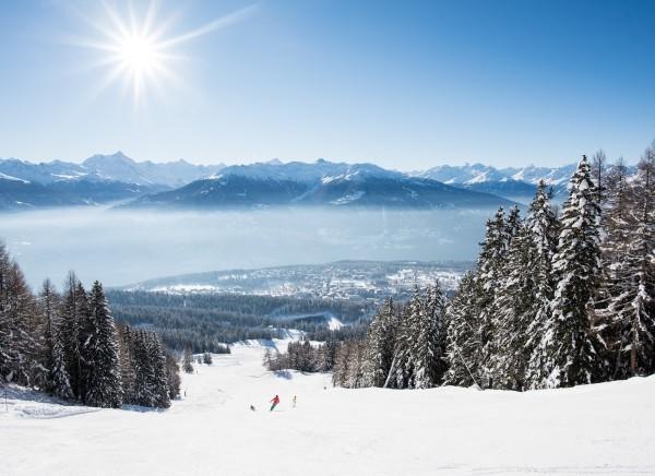 Janvier 2016 Station et pistes de ski  (PHOTO-GENIC.CH/ OLIVIER MAIRE)